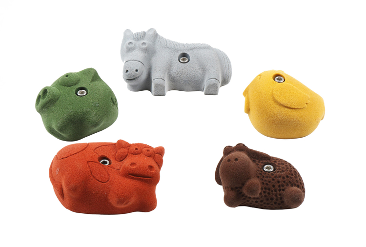 Picture of 5 Farm Animals (Bolt-on)