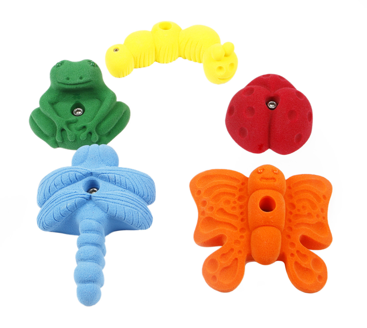 Picture of 5 Pack Garden Creatures