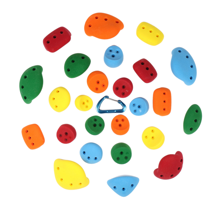 Picture of 25 Kids Wall Pack #3 (Screw On)
