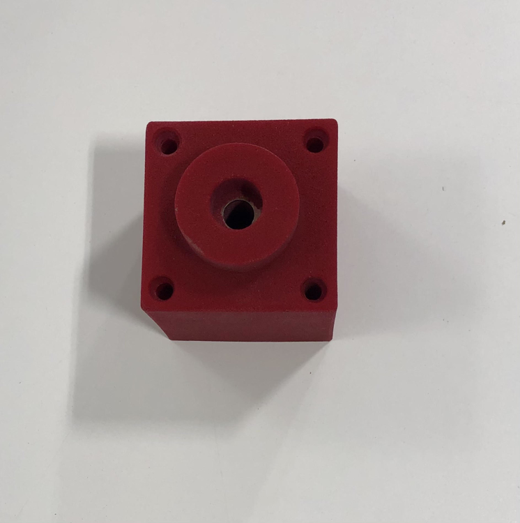Picture of DEAL OF THE DAY 1 One Knob Block RED