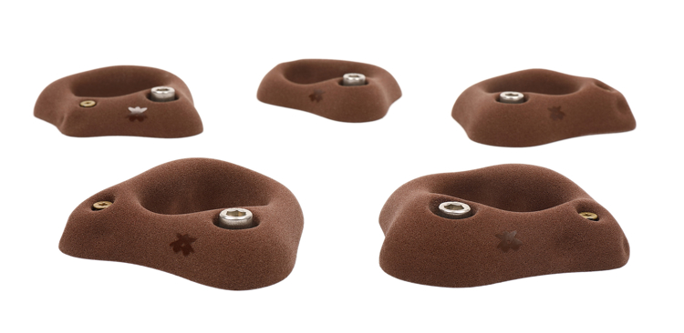 Picture of DEAL OF THE DAY 5 Golfus Pockets Set #4 BROWN