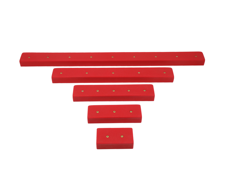 Picture of 5 Obstacle Course Rails (Screw On)