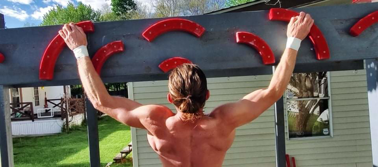 Picture of 6 Pack of ARCHED Obstacle Course Rails (Screw-On)