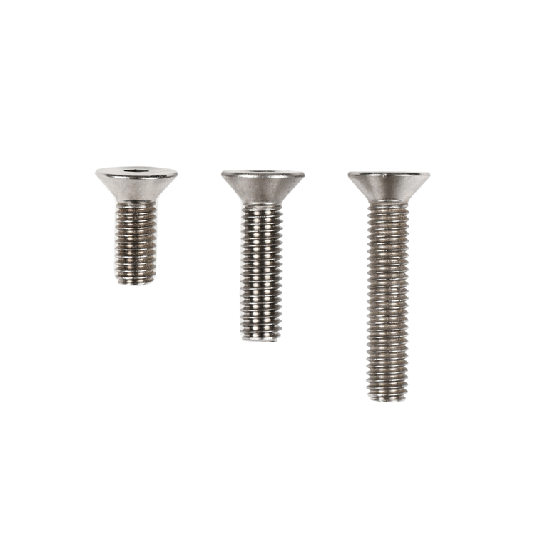 """Picture of FLAT HEAD 2-1/2"""" Bolt (STAINLESS Steel)"""