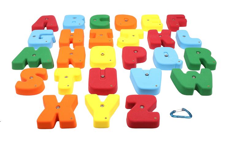 Picture of XL Alphabet ABCs (Bolt On)