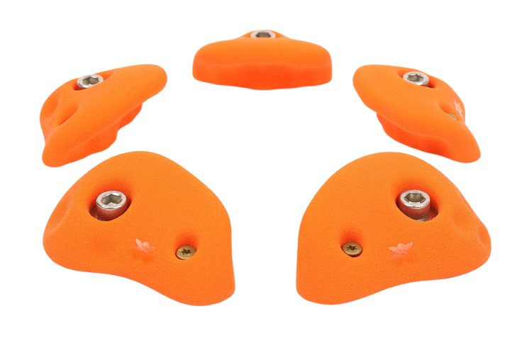 Picture of 5 Golfus Steep Wall Crimps Set #1 (60-degree Incut)