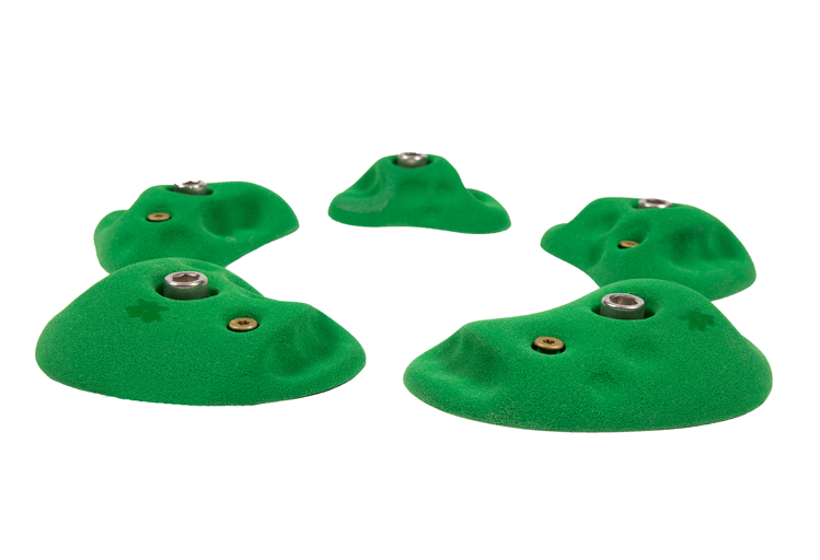 Picture of 5 Golfus Pinch Crimps (Low-angle) Set #1