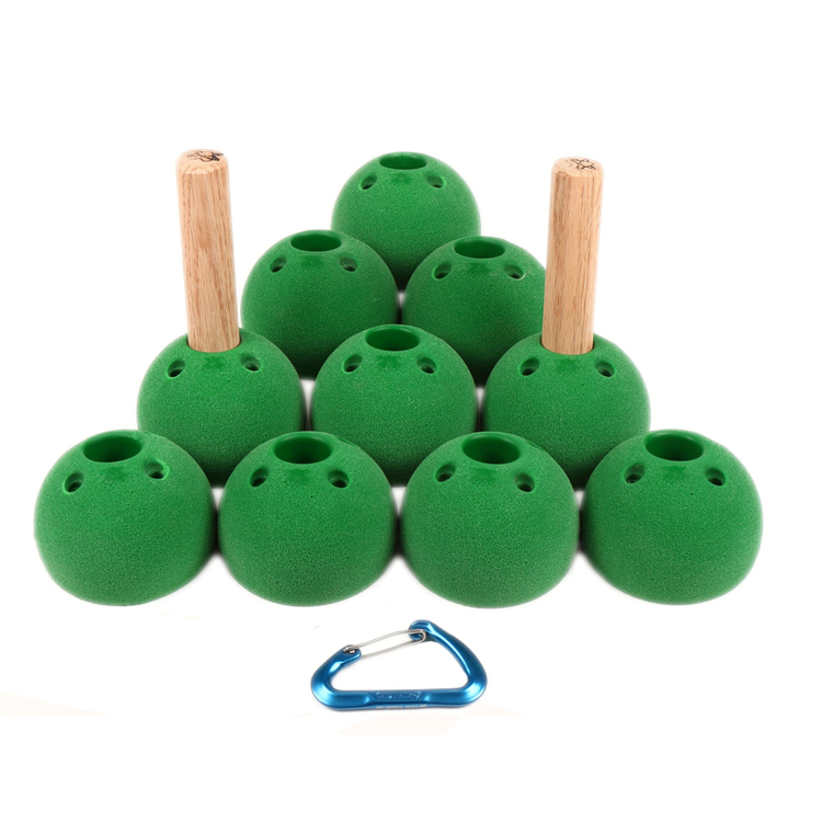 Picture of 10 Peg Board Receivers ( 15-Degree Model) (Pegs included)